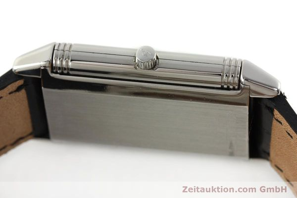 Used luxury watch Jaeger Le Coultre Reverso steel manual winding Kal. 846 Ref. 250.8.86  | 141835 08