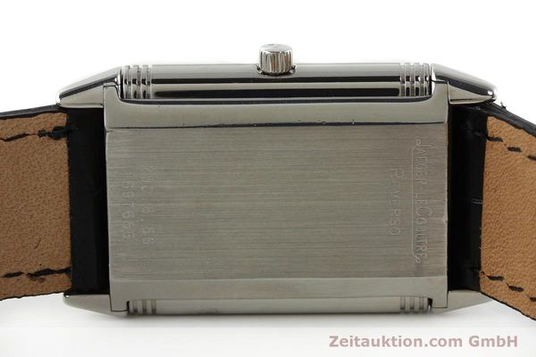 Used luxury watch Jaeger Le Coultre Reverso steel manual winding Kal. 846 Ref. 250.8.86  | 141835 09
