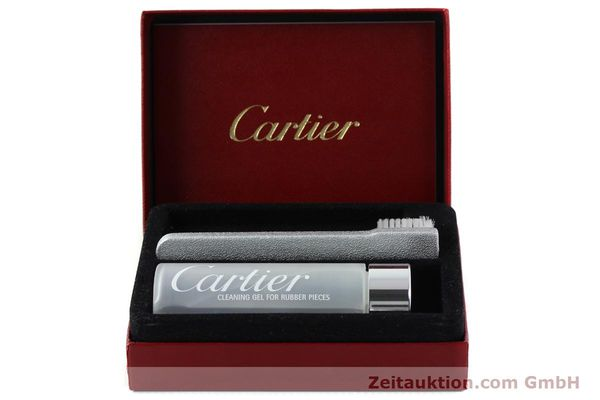 Used luxury watch Cartier Santos 100 steel automatic Kal. 076 ETA 2671  | 141836 13