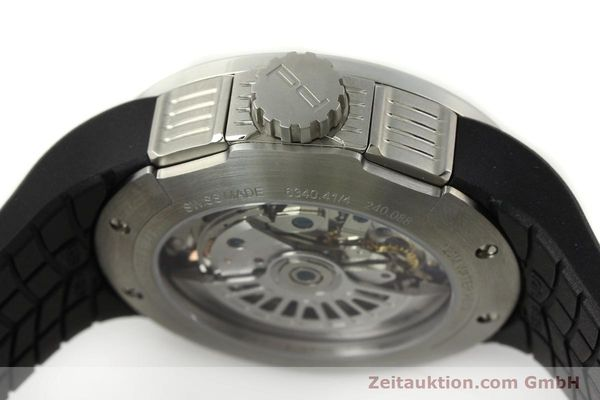 Used luxury watch Porsche Design Flat Six steel automatic Kal. ETA 7750 Ref. 6340.41/4  | 141839 10