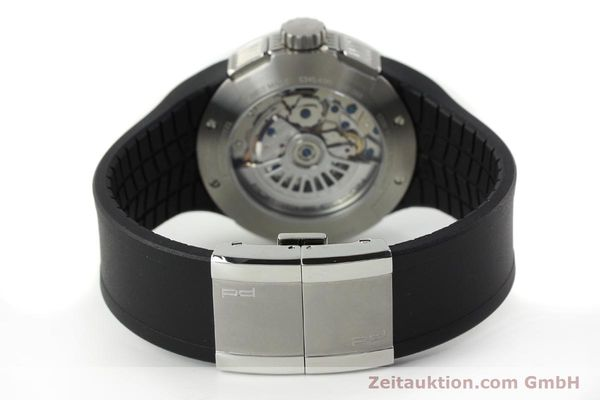 Used luxury watch Porsche Design Flat Six steel automatic Kal. ETA 7750 Ref. 6340.41/4  | 141839 11