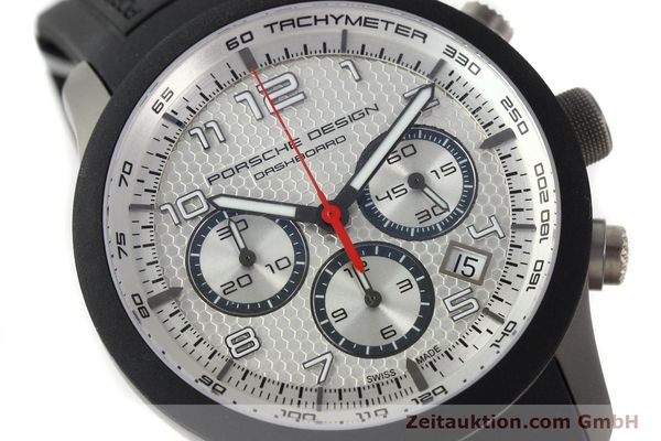 Used luxury watch Porsche Design Dashbord titanium automatic Kal. ETA 2894-2 Ref. 6612.15/3  | 141841 02