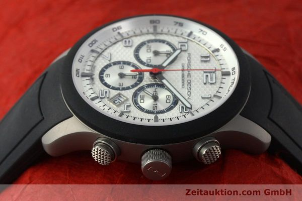 Used luxury watch Porsche Design Dashbord titanium automatic Kal. ETA 2894-2 Ref. 6612.15/3  | 141841 05