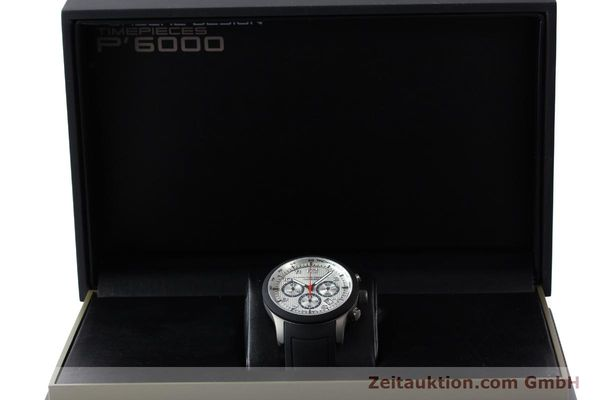 Used luxury watch Porsche Design Dashbord titanium automatic Kal. ETA 2894-2 Ref. 6612.15/3  | 141841 07
