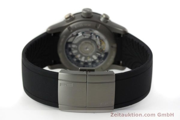 Used luxury watch Porsche Design Dashbord titanium automatic Kal. ETA 2894-2 Ref. 6612.15/3  | 141841 12