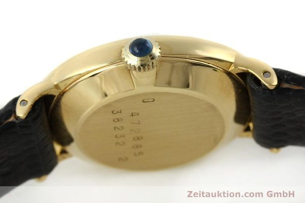 Used luxury watch Baume & Mercier * 18 ct gold manual winding Ref. 472885  | 141855 08