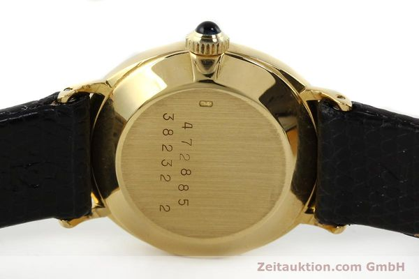 Used luxury watch Baume & Mercier * 18 ct gold manual winding Ref. 472885  | 141855 09