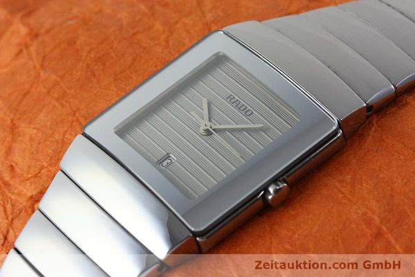 Used luxury watch Rado Diastar Ceramica ceramic quartz Kal. ETA 256111 Ref. 152.0332.2  | 141860 01