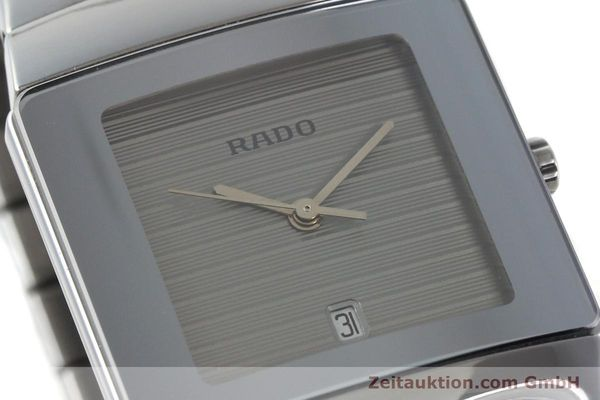 Used luxury watch Rado Diastar Ceramica ceramic quartz Kal. ETA 256111 Ref. 152.0332.2  | 141860 02