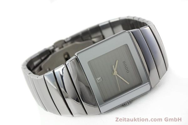 Used luxury watch Rado Diastar Ceramica ceramic quartz Kal. ETA 256111 Ref. 152.0332.2  | 141860 03