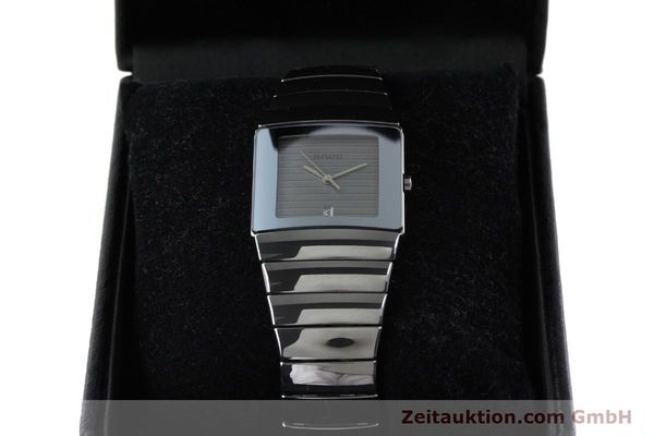 Used luxury watch Rado Diastar Ceramica ceramic quartz Kal. ETA 256111 Ref. 152.0332.2  | 141860 07