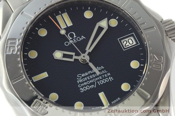 Used luxury watch Omega Seamaster steel automatic Kal. 1109 ETA 2892A2  | 141863 02