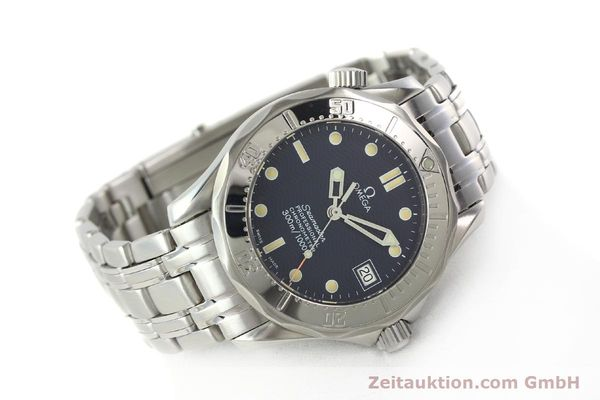 Used luxury watch Omega Seamaster steel automatic Kal. 1109 ETA 2892A2  | 141863 03