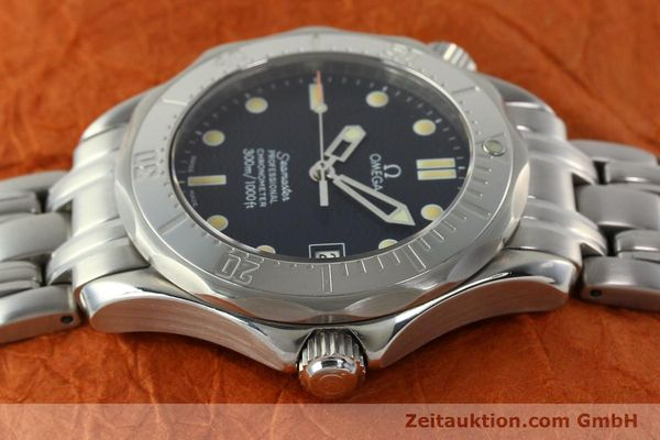 Used luxury watch Omega Seamaster steel automatic Kal. 1109 ETA 2892A2  | 141863 05
