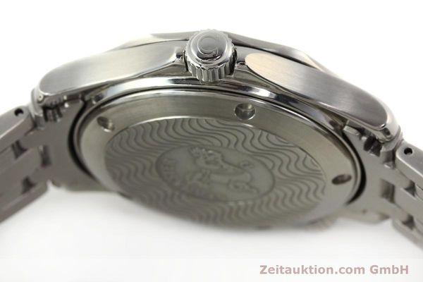 Used luxury watch Omega Seamaster steel automatic Kal. 1109 ETA 2892A2  | 141863 08
