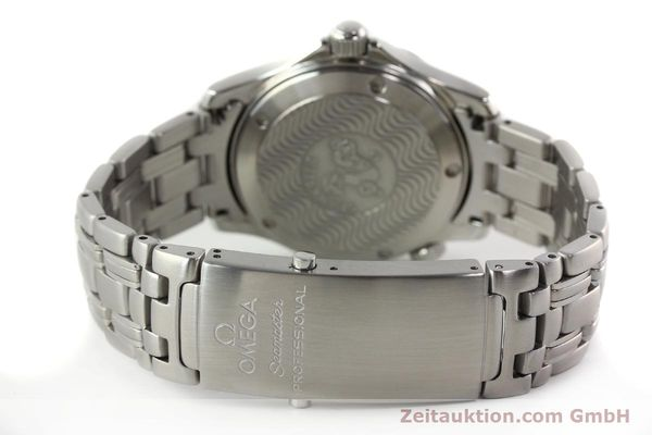 Used luxury watch Omega Seamaster steel automatic Kal. 1109 ETA 2892A2  | 141863 12