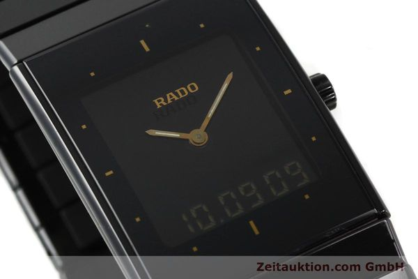 Used luxury watch Rado Diastar Ceramica ceramic quartz Kal. ETA 988332 Ref. 193.0324.3  | 141867 02