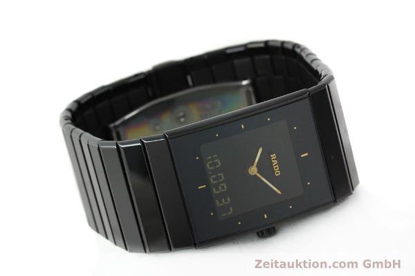 Used luxury watch Rado Diastar Ceramica ceramic quartz Kal. ETA 988332 Ref. 193.0324.3  | 141867 03