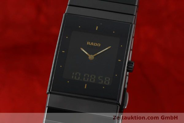 Used luxury watch Rado Diastar Ceramica ceramic quartz Kal. ETA 988332 Ref. 193.0324.3  | 141867 04