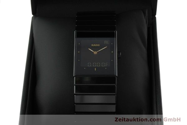 Used luxury watch Rado Diastar Ceramica ceramic quartz Kal. ETA 988332 Ref. 193.0324.3  | 141867 07