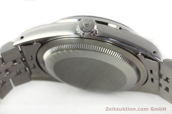Used luxury watch Rolex Datejust steel automatic Kal. 3135 Ref. 16200  | 141868 11