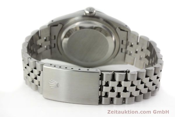 Used luxury watch Rolex Datejust steel automatic Kal. 3135 Ref. 16200  | 141868 12