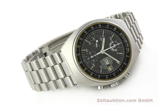 Used luxury watch Omega Speedmaster chronograph steel automatic Kal. 1045 Ref. 178.0012  | 141873 03