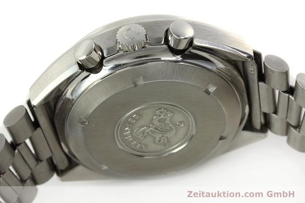 Used luxury watch Omega Speedmaster chronograph steel automatic Kal. 1045 Ref. 178.0012  | 141873 08