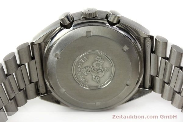 Used luxury watch Omega Speedmaster chronograph steel automatic Kal. 1045 Ref. 178.0012  | 141873 09