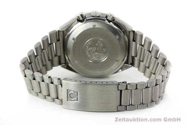 Used luxury watch Omega Speedmaster chronograph steel automatic Kal. 1045 Ref. 178.0012  | 141873 11