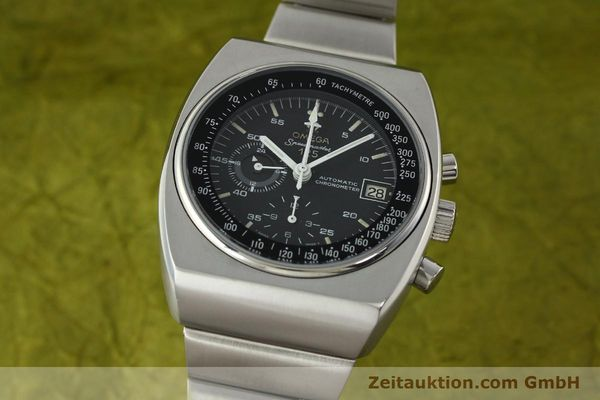 Used luxury watch Omega Speedmaster chronograph steel automatic Kal. 1040 Ref. 178.002  | 141877 04