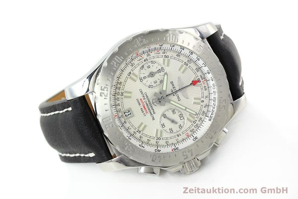 Used luxury watch Breitling Skyracer chronograph steel automatic Kal. B27 ETA 2892A2 Ref. A27362  | 141885 03