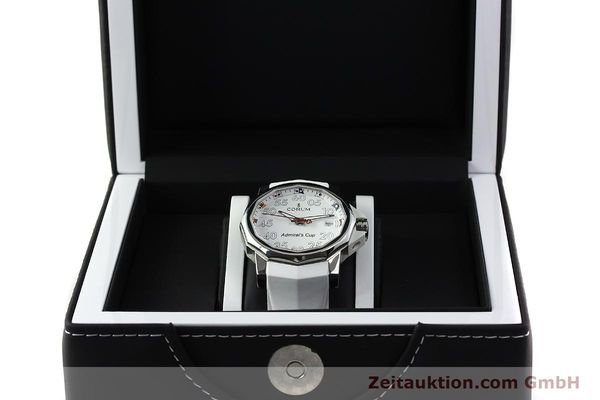Used luxury watch Corum Admirals Cup steel automatic Kal. ETA 2892A2 Ref. 01.0010  | 141888 07
