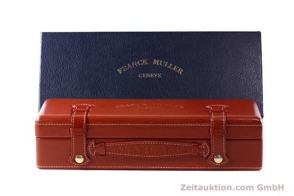 Used luxury watch Franck Muller Master Banker steel automatic Kal. 2000 Ref. 5850MB  | 141890 06