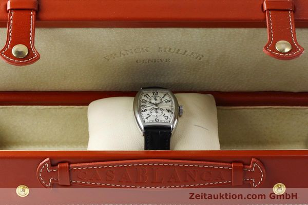 Used luxury watch Franck Muller Master Banker steel automatic Kal. 2000 Ref. 5850MB  | 141890 07