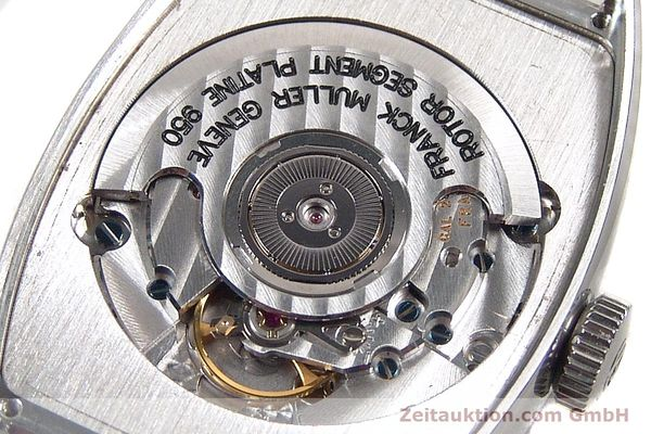 Used luxury watch Franck Muller Master Banker steel automatic Kal. 2000 Ref. 5850MB  | 141890 10