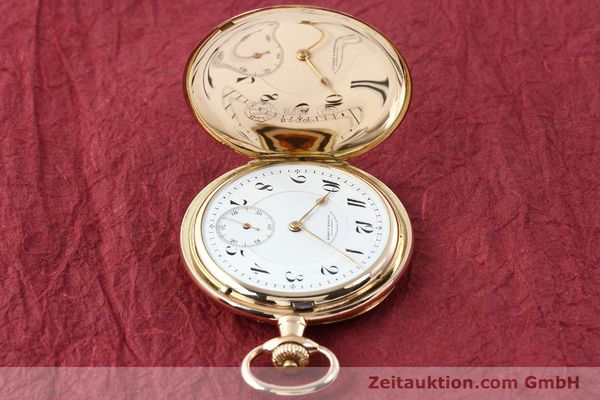 Used luxury watch A. Lange & Söhne DUF 14 ct red gold manual winding  | 141896 05