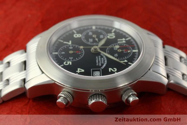 Used luxury watch Mühle Sport Chronograph chronograph steel automatic Kal. ETA 7750 Ref. M12300  | 141897 05