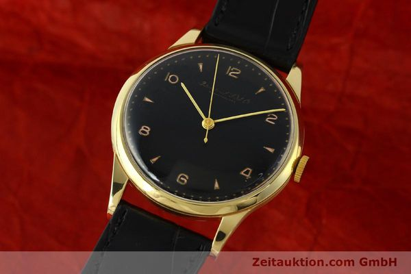 Used luxury watch IWC * 18 ct gold manual winding Kal. C.89  | 141899 04