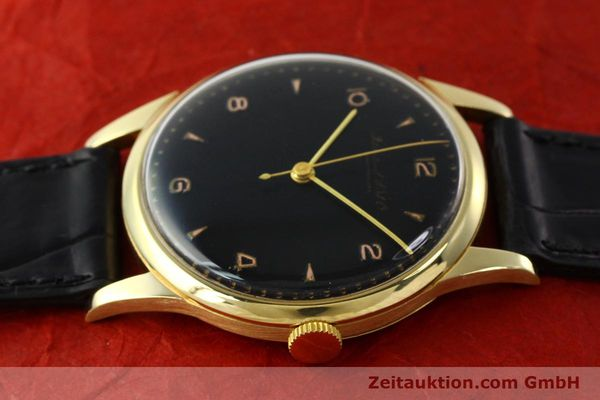Used luxury watch IWC * 18 ct gold manual winding Kal. C.89  | 141899 05