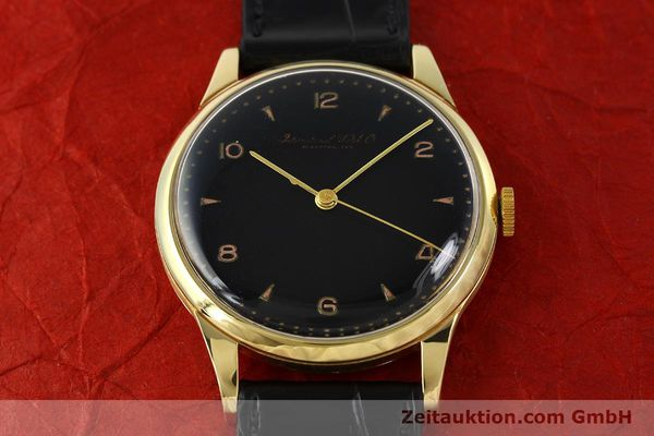 Used luxury watch IWC * 18 ct gold manual winding Kal. C.89  | 141899 13