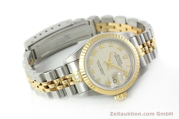 Used luxury watch Rolex Lady Datejust steel / gold automatic Kal. 2135 Ref. 69173  | 141900 03