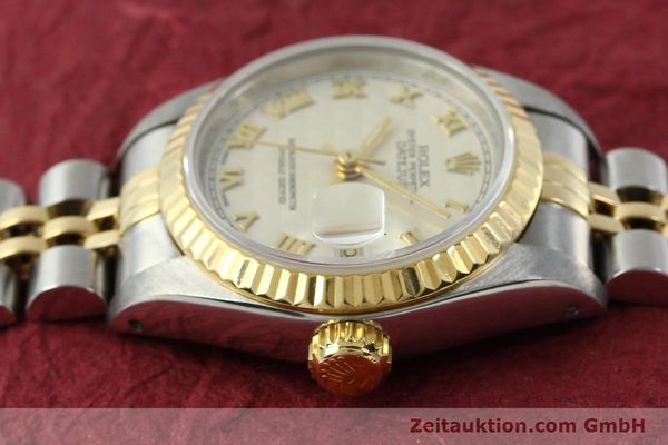 Used luxury watch Rolex Lady Datejust steel / gold automatic Kal. 2135 Ref. 69173  | 141900 05