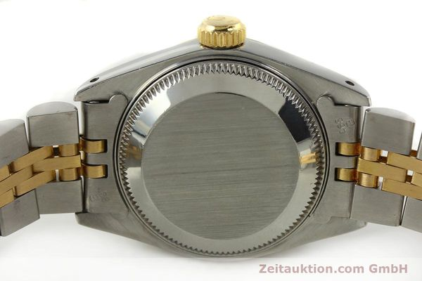 Used luxury watch Rolex Lady Datejust steel / gold automatic Kal. 2135 Ref. 69173  | 141900 09