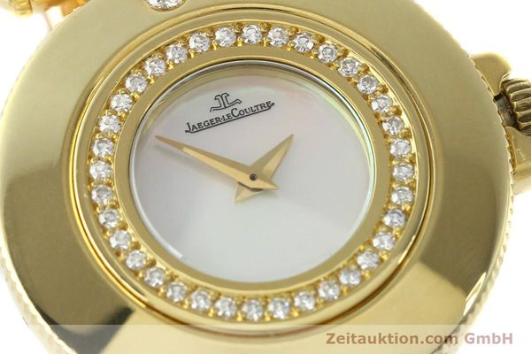 Used luxury watch Jaeger Le Coultre Rendesvous 18 ct gold quartz Kal. 601 Ref. 441.1.01  | 141901 02