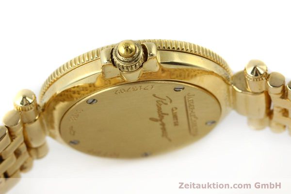 Used luxury watch Jaeger Le Coultre Rendesvous 18 ct gold quartz Kal. 601 Ref. 441.1.01  | 141901 08