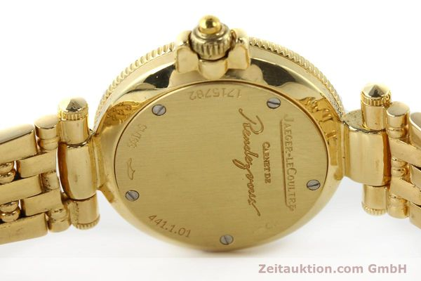 Used luxury watch Jaeger Le Coultre Rendesvous 18 ct gold quartz Kal. 601 Ref. 441.1.01  | 141901 09