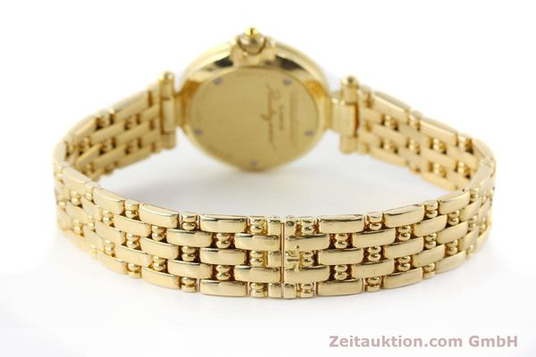Used luxury watch Jaeger Le Coultre Rendesvous 18 ct gold quartz Kal. 601 Ref. 441.1.01  | 141901 10