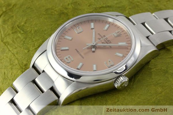 montre de luxe d occasion Rolex Air King acier automatique Kal. 3130 Ref. 14000M  | 141903 01