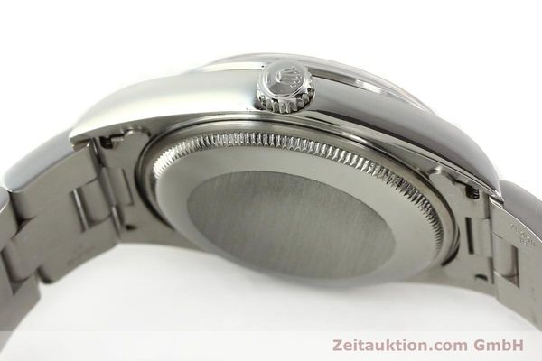montre de luxe d occasion Rolex Air King acier automatique Kal. 3130 Ref. 14000M  | 141903 12